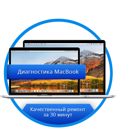 Диагностика MacBook